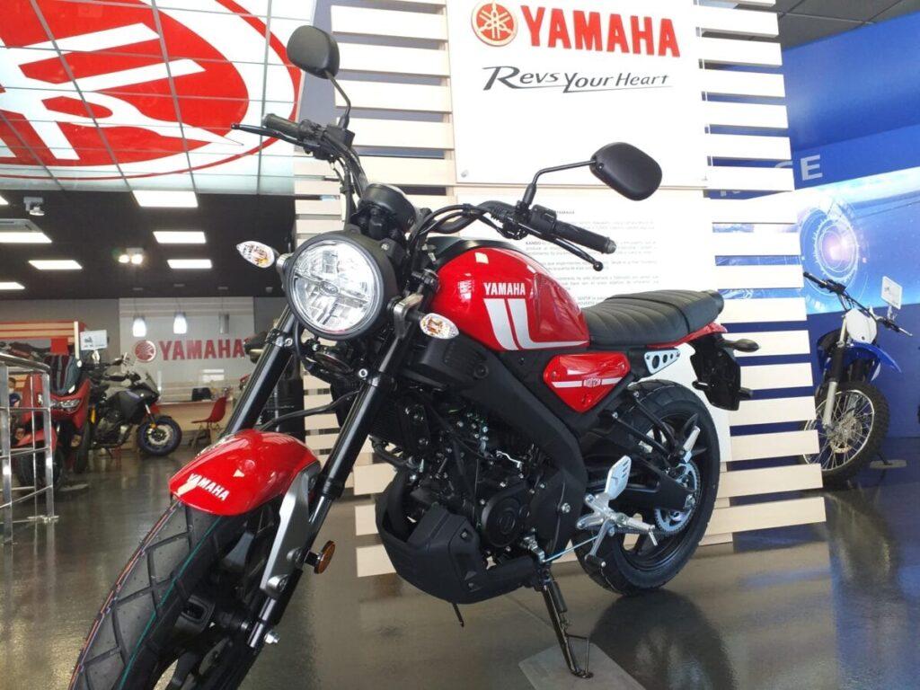 El precio de la Yamaha XSR 125 es de 4.399 euros
